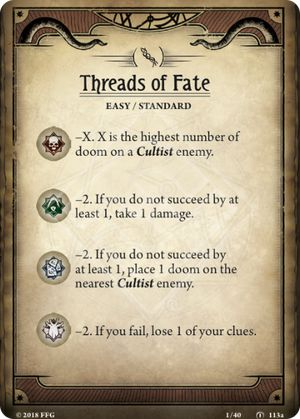 Threads of Fate